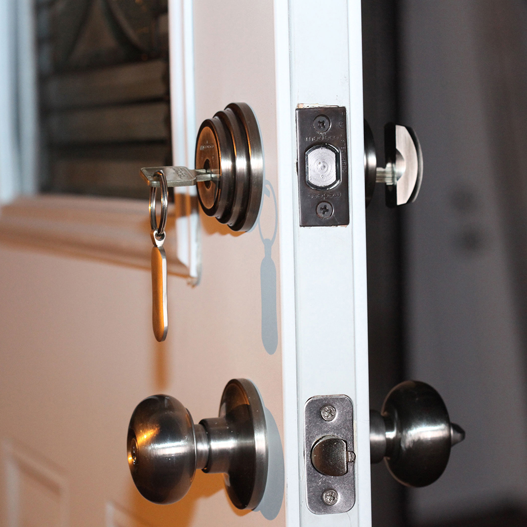درب های ورودی با امنیت بالا