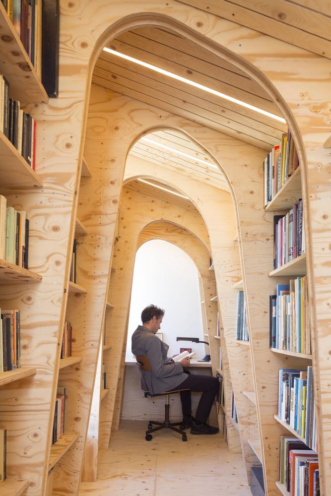 محلی برای مطالعه