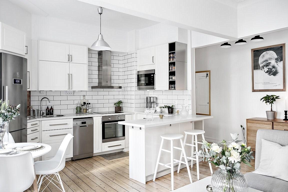 کابینت دو طبقه آشپزخانه