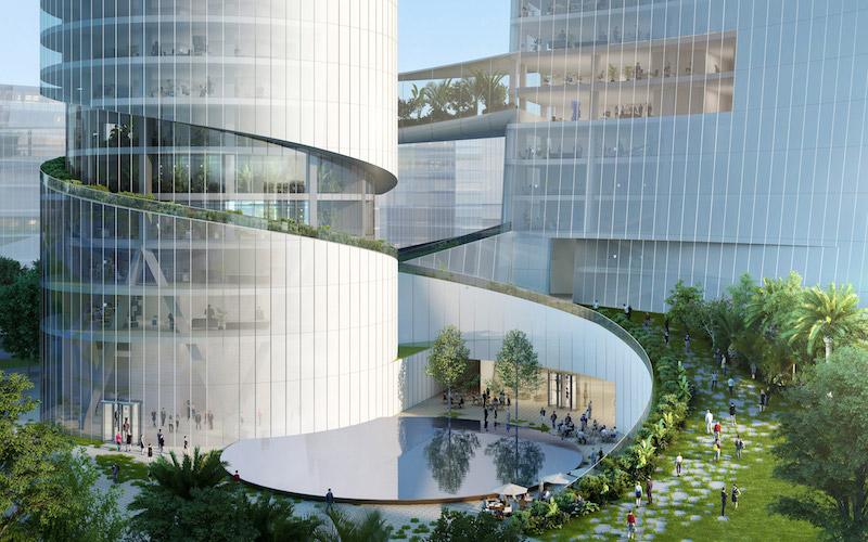پروژه سبز در شنژن