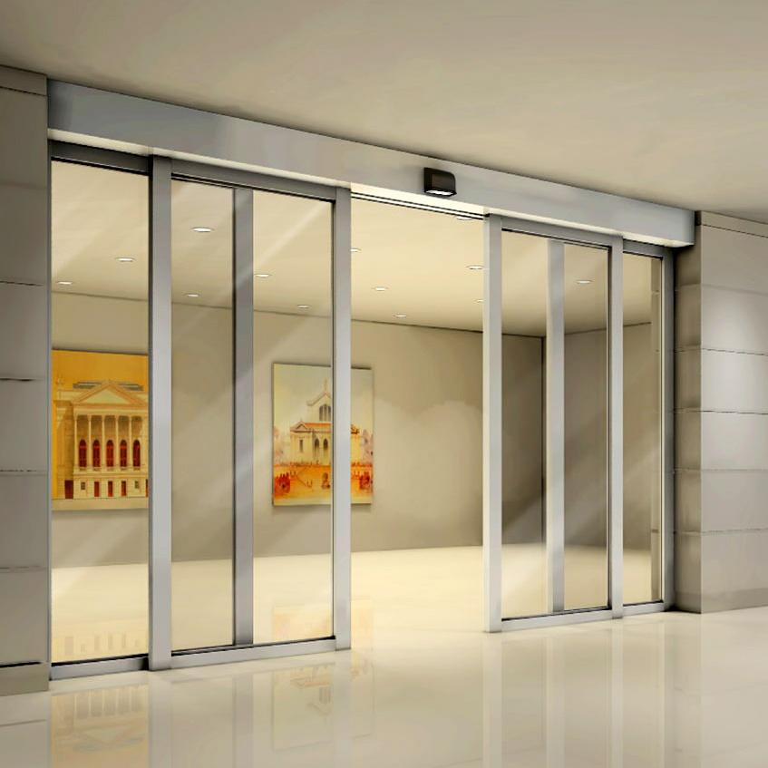 مزایای درب های اتوماتیک شیشه ای