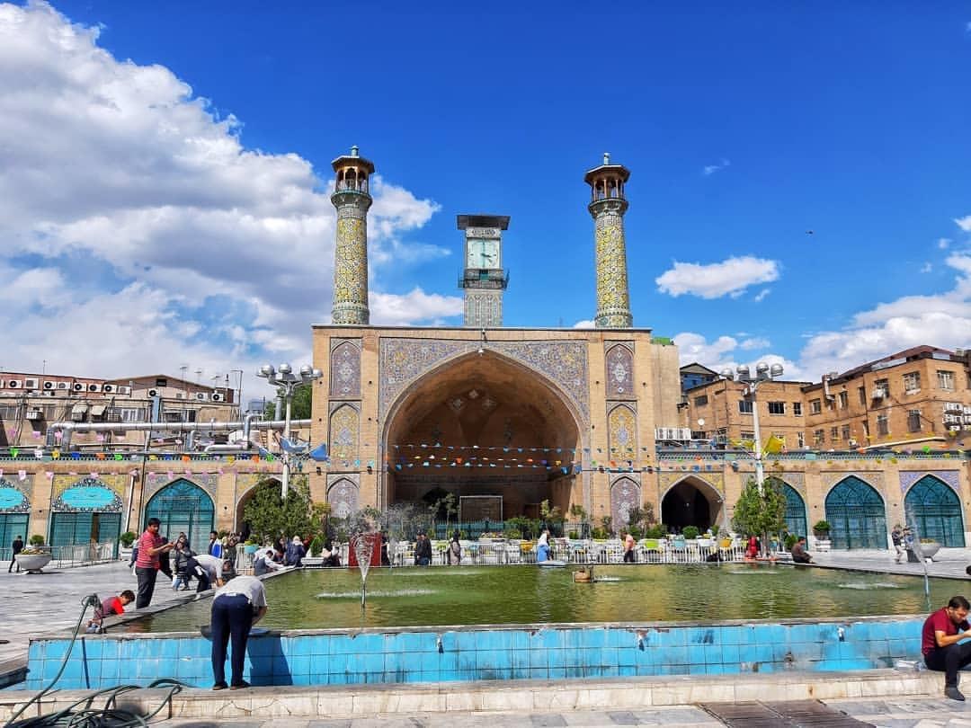مسجد امام تهران