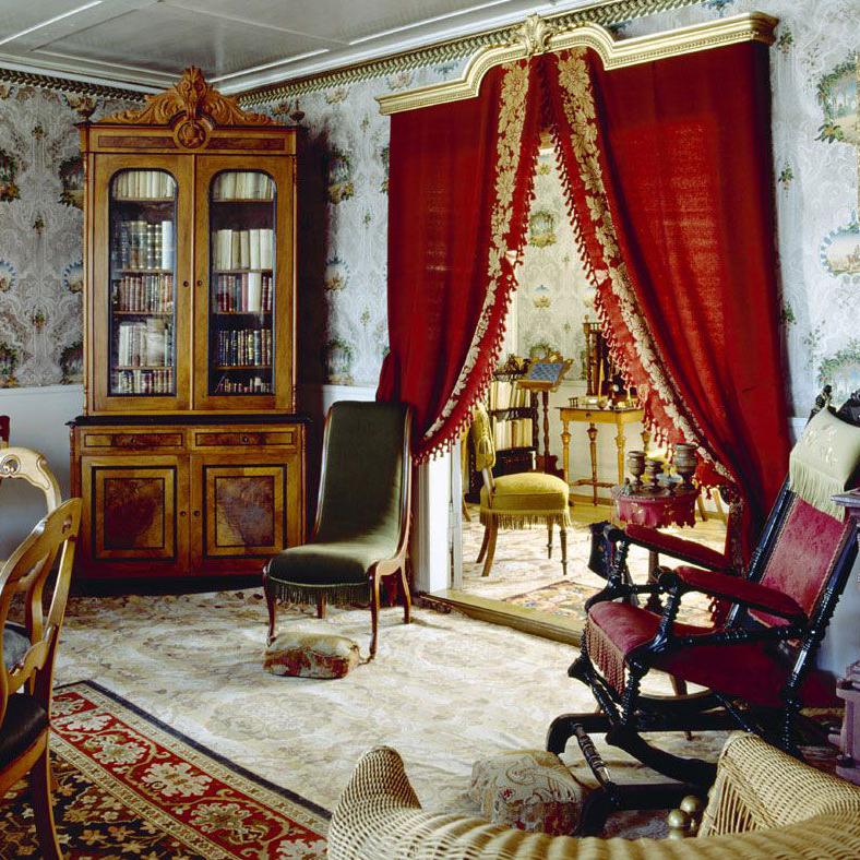 تاریخچه طراحی داخلی
