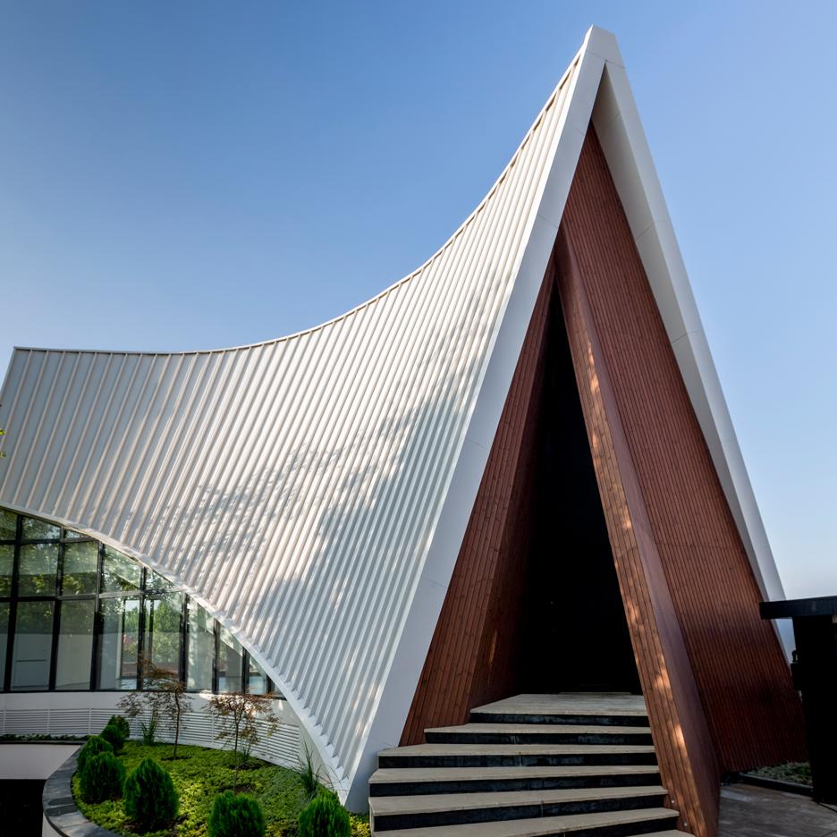 معماری ویلای لواسان