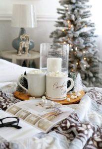طراحی داخلی زمستانی